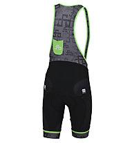 Sportful Sagan Logo Classic - Radhose - Herren, Grey/Green