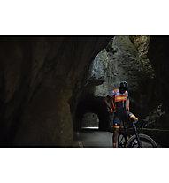 Sportful Sagan Logo Team - Radtrikot - Herren, Grey/Orange