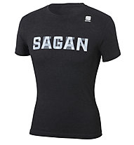 Sportful Sagan - T-shirt - uomo, Grey
