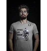 Sportful Sagan Whee Lie Tee - T-Shirt - Herren, Beige