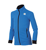 Sportful Squadra Jacket Junior - Skilanglaufjacke - Kinder, Blue
