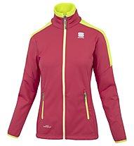 Sportful Squadra W - Langlaufjacke - Damen, Pink