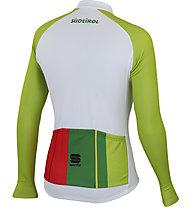 Sportful Jersey bici Südtirol LS - Maglia Ciclismo, Green