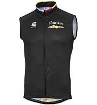 Sportful Südtirol Wind West - Radweste - Herren, Black