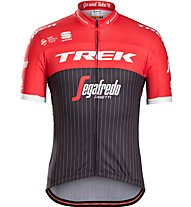 Sportful Team Trek-Segafredo Replica (2017) - Radtrikot - Herren, Red