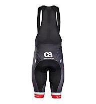 Sportful Team Trek-Segafredo Replica Men's Bib Shorts - Radhose - Herren, Trek Segafredo Black/Red