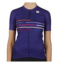 Sportful Vélodrome - maglia da ciclismo - donna, Purple