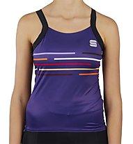 Sportful Vélodrome - Radtop - Damen , Violet