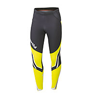 Sportful Worldloppet Tight, Grey/Yellow