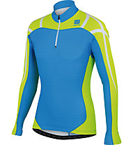Sportful Worldloppet Top (2013), Blue/Green