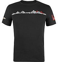 Sportler E5 - T-shirt - uomo, Black