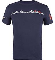 Sportler E5 - T-shirt - uomo, Blue