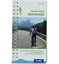 Sportler Rennradführer Trentino Nord, Deutsch/Tedesco