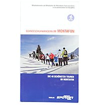 Sportler Schneeschuhwandern in Montafon - guida, Blue/white