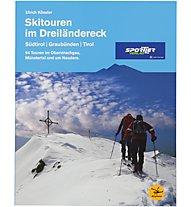Sportler Skitouren im Dreiländereck, Deutsch