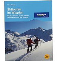 Sportler Skitouren im Wipptal, Deutsch