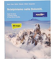 Sportler Skitouren in den Dolomiten, Italiano