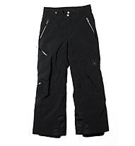 Spyder Pantaloni sci Boy's Bormio, Black