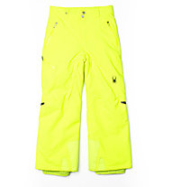 Spyder Boy's Bormio Skihose, Bright Yellow