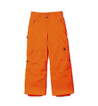 Spyder Boy's Bormio Skihose, Bryte Orange