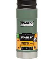 Stanley Classic Onehand Vacuum Mug 0,35 L Thermos-Trinkbecher, Hammertone Green