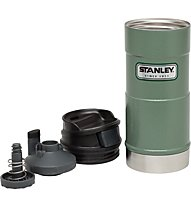 Stanley Classic Onehand Vacuum Mug 0,35 L Thermos-Trinkbecher, Hammertone Green