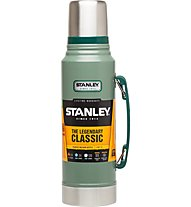 Stanley Classic Vacuum Bottle 1L Thermosflasche, Hammertone Green