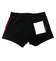 Starter Kurze Hose - Damen , Red/Black