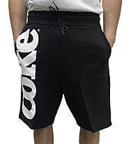 Starter SHRT Coke - Traininghose kurz - Herren, Black