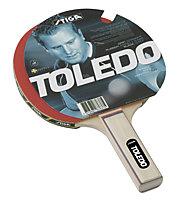 Stiga Toledo Tischtennisschläger, Black