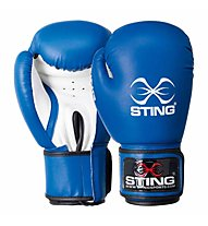 Sting Armalite Boxing Gloves 10 Oz, Blue
