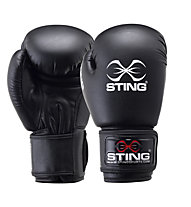 Sting Armalite Boxing Gloves 10 Oz, Black
