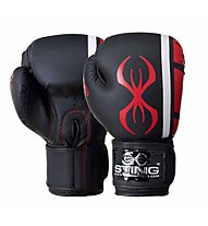 Sting Armaplus 10 Oz Boxhandschuhe, Black/Red