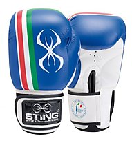 Sting FPI Official 10 Oz Boxhandschuh, Blue/White