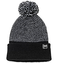 Super.Natural Bobble Beanie - Wollmütze, Black