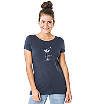 Super.Natural Everyday Print - T-shirt - donna, Blue