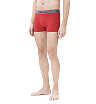 Super.Natural M Base Mid Boxer 175 - Funktionsunterhose - Herren, Red