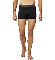 Super.Natural M Base Mid Boxer 175 - Funktionsunterhose - Herren, Black