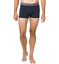 Super.Natural M Base Mid Boxer 175 - Funktionsunterhose - Herren, Dark Blue
