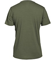 Super.Natural M Base Tee 175 - maglietta tecnica - uomo, Green