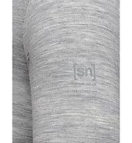 Super.Natural M Base Turtle Neck 175 - Funktionsshirt langarm - Herren, Grey