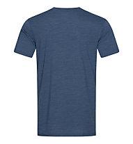Super.Natural Better Bike - t-shirt - uomo, Blue/Grey