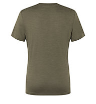 Super.Natural Bike Line - T-Shirt - Herren, Green/Black