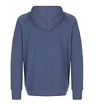 Super.Natural M Essential Hoodie - felpa con cappuccio - uomo, Blue