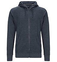 Super.Natural M Essential Hoodie - felpa con cappuccio - uomo, Dark Blue