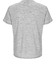 Super.Natural M Essential I.D. - Funktionsshirt kurzarm - Herren, Grey