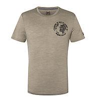 Super.Natural For Future - t-shirt - uomo, Green/Black