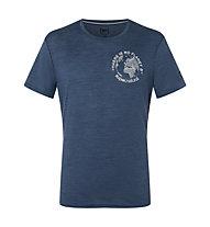 Super.Natural For Future - t-shirt - uomo, Blue/Grey