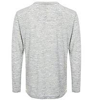 Super.Natural M Graphic 140 - maglia a maniche lunghe - uomo, Grey