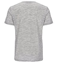 Super.Natural M Graphic - T-shirt- uomo, Grey